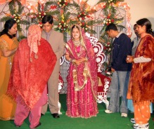 Wedding in Freezing Solan