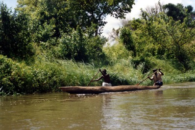 Zambezi River Trek