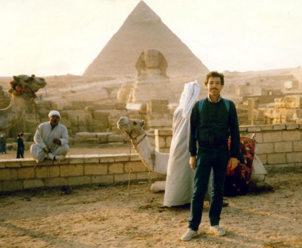 Egypt - Giza Sphinx Baksheesh