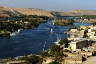 Aswan and the Nile