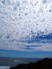 West Coast Clouds