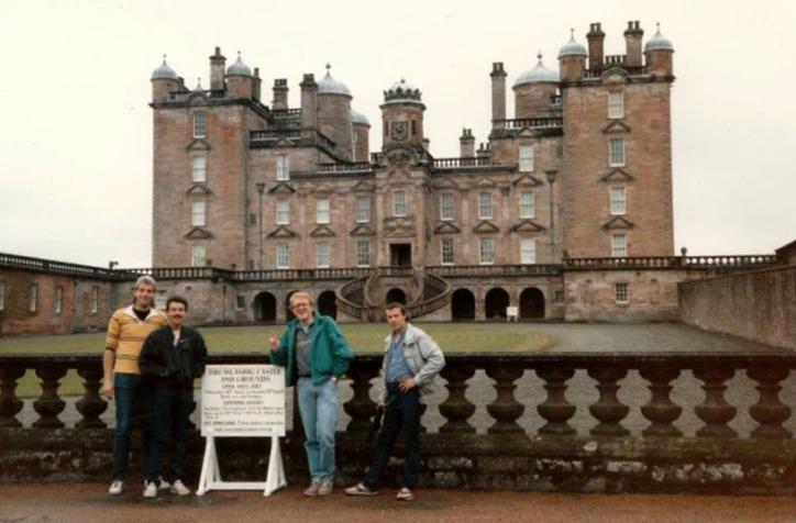 The Road Trip - Drumlanrig Castle in Dumphries