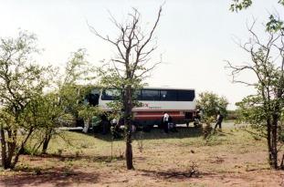 Breakdown Zimbabwe