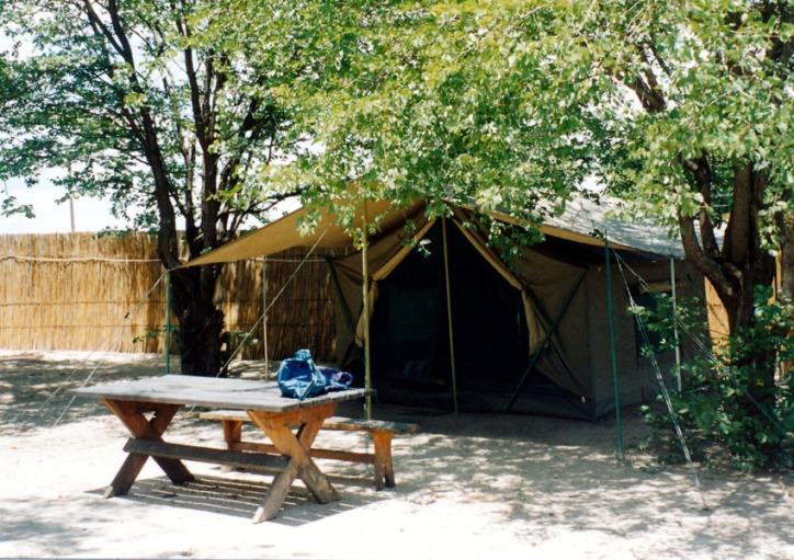Maun Home Base