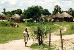 Botswana Village